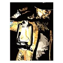 Bray Wyatt 11 x 14 Art Print
