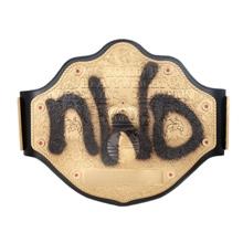 NWO Spraypaint WCW Championship Replica Title