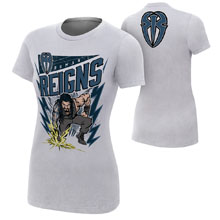 "Roman Reigns ""Believe That"" Women's Authentic T-Shirt"