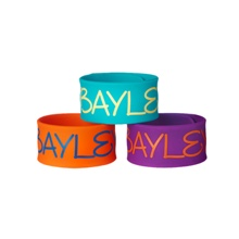Bayley 3-Piece Slap Bracelet Set