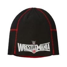 WrestleMania 31 Black Knit Hat