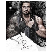 Roman Reigns 11″ x 14″ Signed Photo