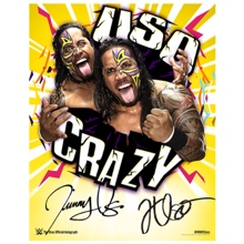 The Usos 11″ x 14″ Signed Photo