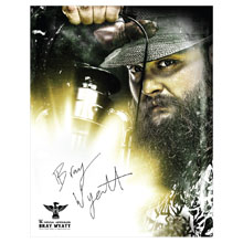 Bray Wyatt 11″ x 14″ Signed Photo