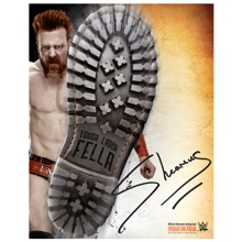 Sheamus 11″ x 14″ Signed Photo