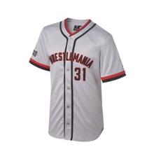 WrestleMania 31 Youth Baseball Jersey
