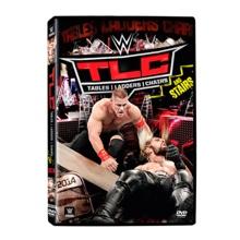 WWE TLC 2014 DVD