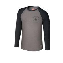 WrestleMania 31 Tri-Blend Raglan Sleeve Shirt