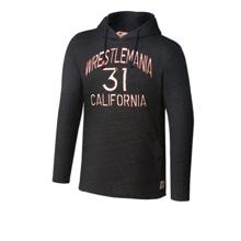 WrestleMania 31 Tri-Blend Pullover Hoodie Sweatshirt