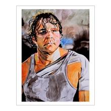 Dean Ambrose 11 x 14 Art Print
