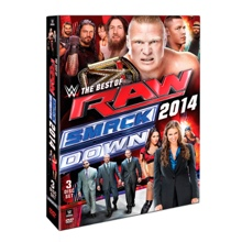 Best of Raw and Smackdown 2014 DVD