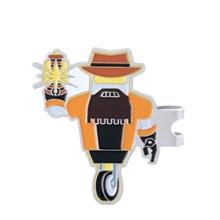 Bray Wyatt Robot Hat Clip