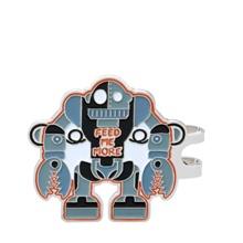 Ryback Robot Hat Clip