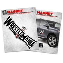 WrestleMania 31 Car Magnet