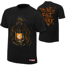 "Bray Wyatt ""The New Face of Fear"" Authentic T-Shirt"