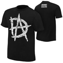Dean Ambrose Logo Authentic T-Shirt