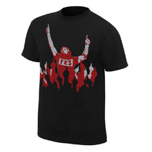"Daniel Bryan ""Yes Revolution"" Special Edition Authentic T-Shirt"