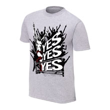 "Daniel Bryan ""Yes Revolution"" Special Edition Youth Authentic T-Shirt"