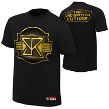 "Seth Rollins ""The Undisputed Future"" Authentic T-Shirt"