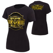 """Seth Rollins """"The Undisputed Future"""" Women's Authentic T-Shirt"""