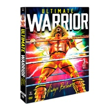 Ultimate Warrior: Always Believe DVD