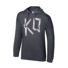 """Kevin Owens """"KO"""" Pullover Hoodie Sweatshirt"""
