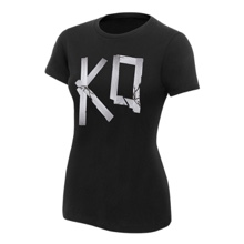 "Kevin Owens ""KO"" Women's Authentic T-Shirt"