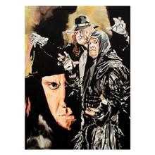 The Undertaker 11 x 14 Art Print