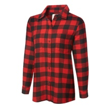 "Brie Bella ""Brie Mode"" Flannel Shirt"