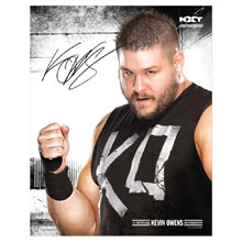 Kevin Owens 11″ x 14″ Signed Photo