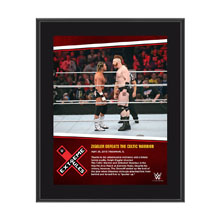 Dolph Ziggler Extreme Rules 10 x 13 Photo Collage Plaque