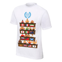 WWE United Legends T-Shirt