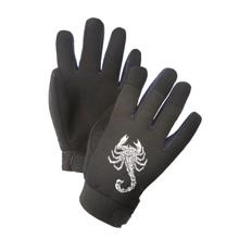 "Sting ""Scorpion"" Replica Gloves"