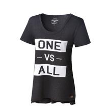 """Roman Reigns """"One Versus All"""" Women's Tri-Blend T-Shirt"""