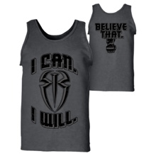 "Roman Reigns ""I Can I Will"" Tank Top"
