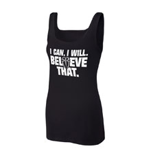 """Roman Reigns """"I Can I Will"""" Women's Tank Top"""