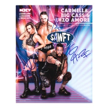 Enzo and Cassady with Carmella 11″ x 14″ Signed Photo