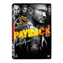 WWE Payback 2015 DVD