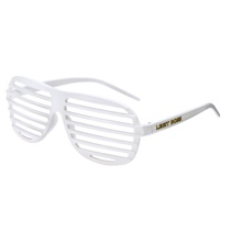 "Sasha Banks White ""Legit Boss"" Shades"