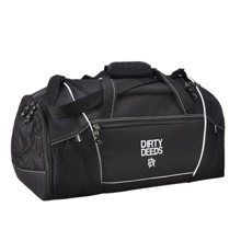 "Dean Ambrose ""Dirty Deeds"" Gym Bag"