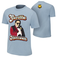 Gorilla Monsoon Legends T-Shirt