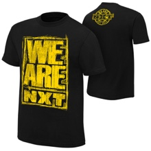 "NXT ""We Are NXT"" T-Shirt"