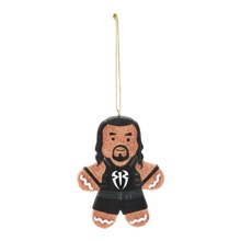 Roman Reigns Gingerbread Ornament