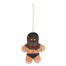 Finn Bálor Gingerbread Ornament