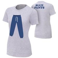 Blue Pants Women's Authentic T-Shirt
