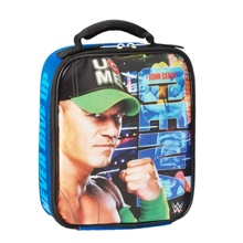 "John Cena ""Never Give Up"" Lunch Bag"