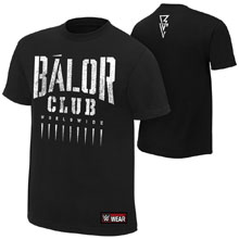 "Finn Bálor ""Bálor Club"" Youth Authentic T-Shirt"