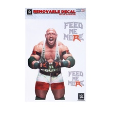 Ryback Removeable Decal