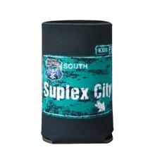 "Brock Lesnar ""Suplex City"" Drink Sleeve"