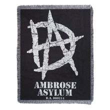 Dean Ambrose Tapestry Throw Blanket